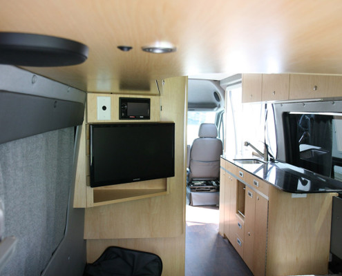 tiny house luxury rv