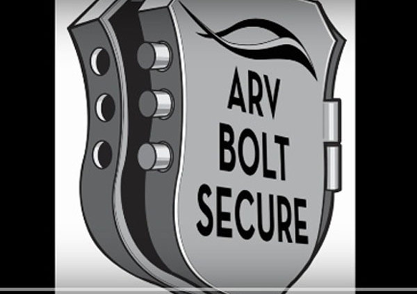 Bolt Secure Sprinter RV