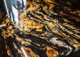Custom Granite Counter