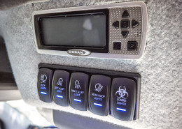Exterior Light Controls