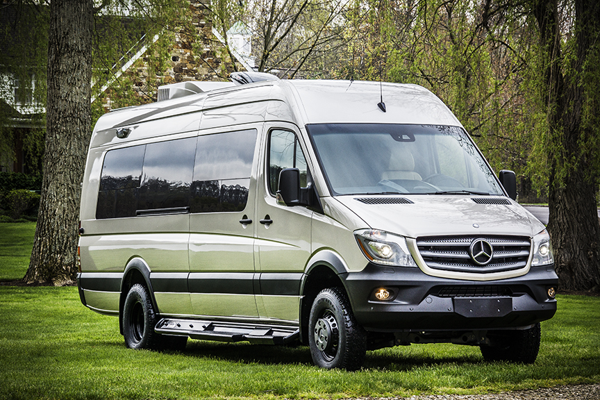 2016 Mercedes Benz Vans Usa Upfitter Training Seminar A