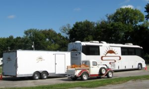 downsizing to a class b rv