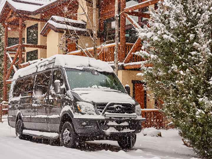 Winterizing Your Motorhome - Advanced RV - Advanced RV