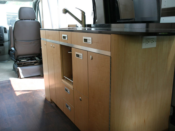 RV galley